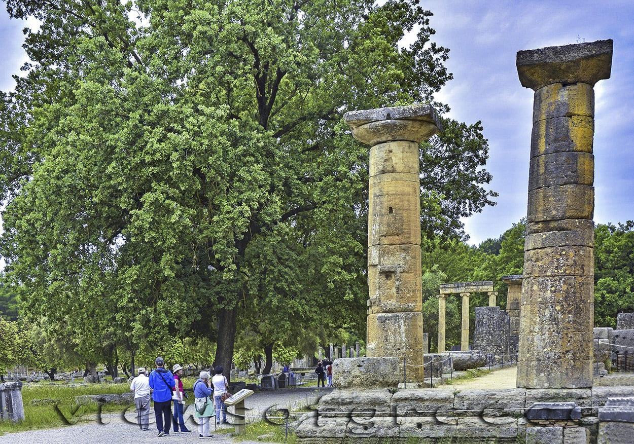 archaeological site, ancient Olympia, prefecture of Ilia, archaeological museum, Αρχαία Ολυμπία, αρχαιολογικός χώρος, Νομός Ηλείας, λίμνη Καϊάφα, Kaiafas lake,