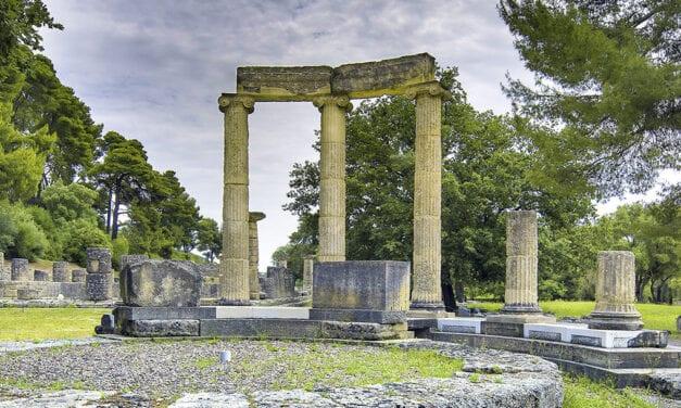 Oδοιπορικό στην Αρχαία Ολυμπία  και τη Λίμνη Καϊάφα