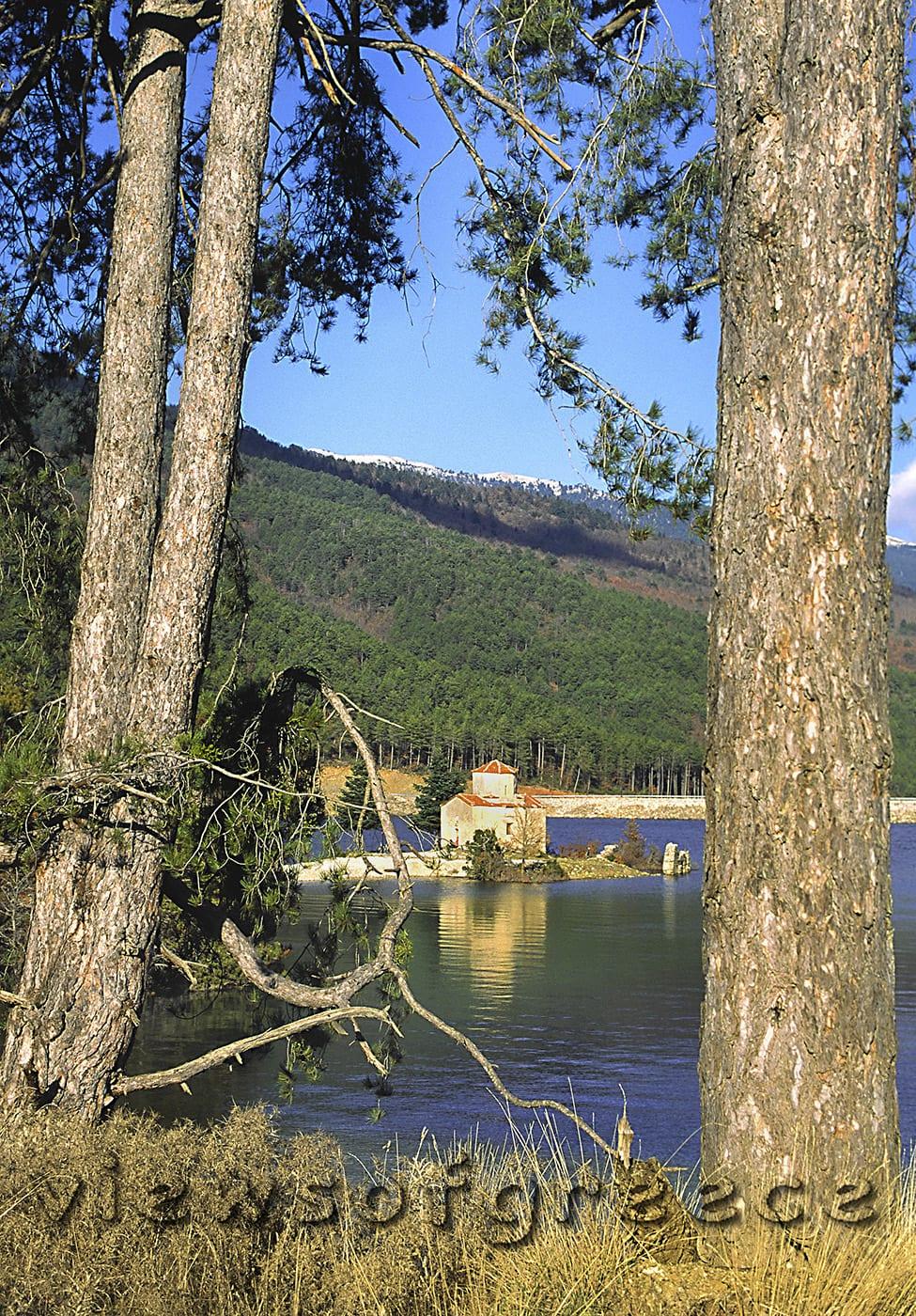 landscape, lake, greece, korinthia, feneos, peloponnese, mountain, lake doxa, reflection, lake feneos, outdoor, λίμνη Δόξα, Ορεινή Κορινθία, Γκούρα, Αρχαία Φενεός, Φθινόπωρο, Χειμώνας