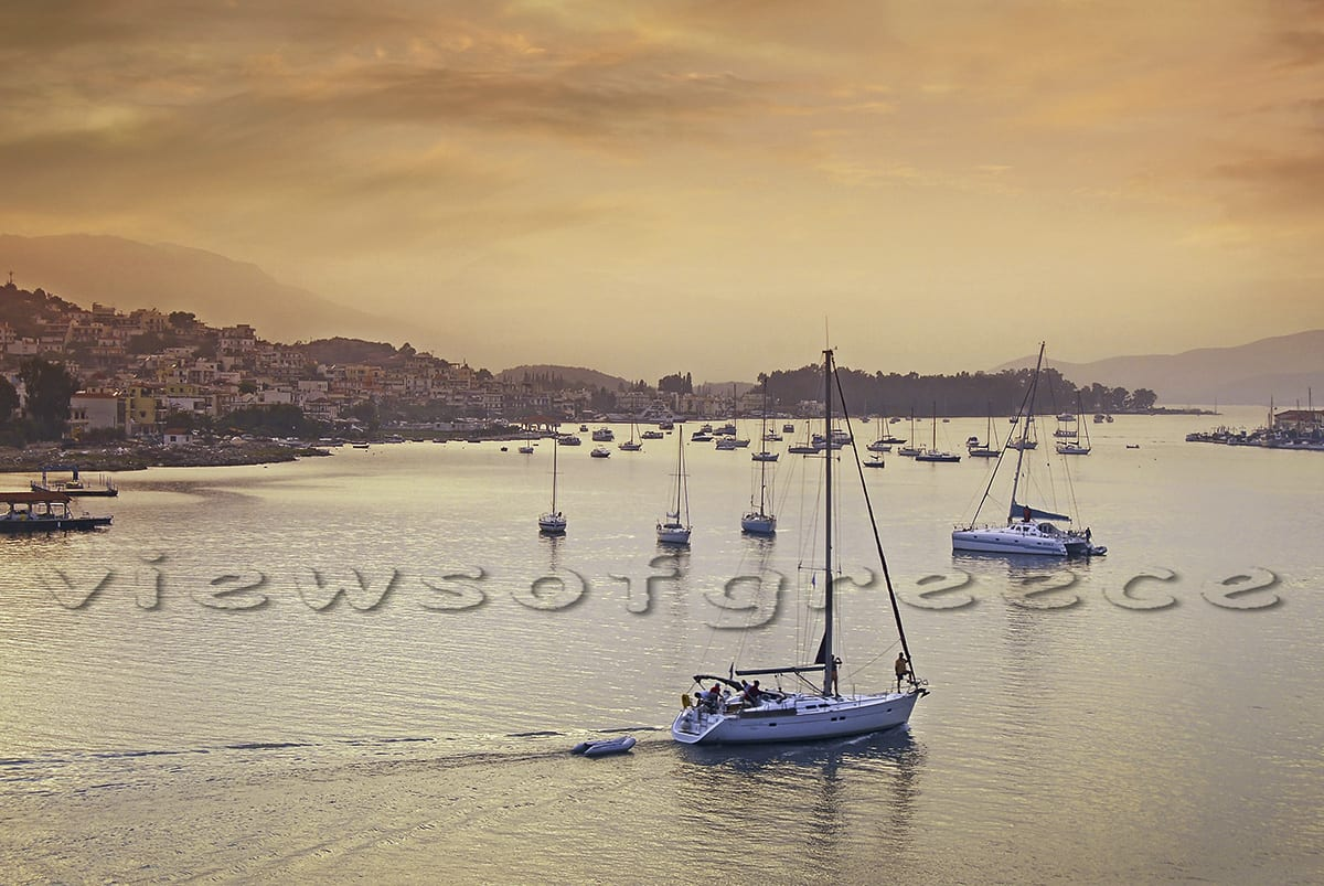 poros, island, travel, greece, greek, yachting, Σαρωνικός, Πόρος,