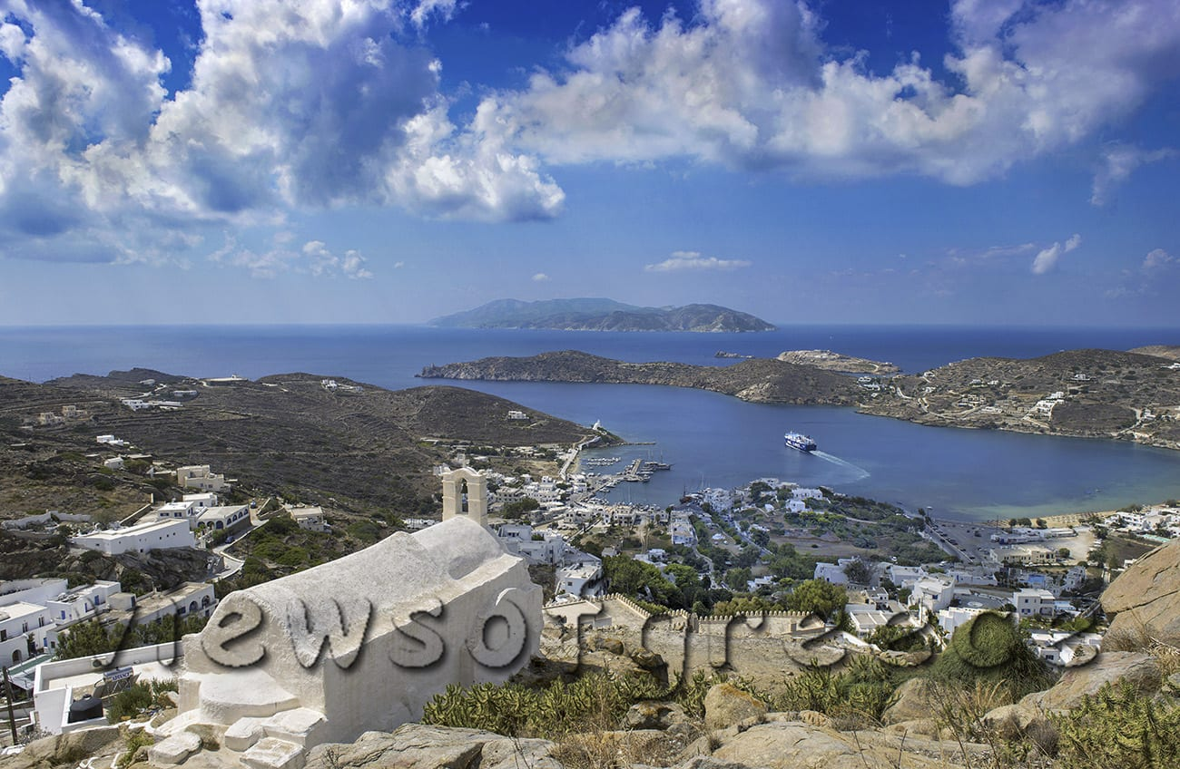 Beach, chora, Cyclades, Greece, greek-islands , ios island, milopotas, windmill, Ελλάδα , Ιος, Κυκλάδες, Ταξίδια. φωτογραφία, Χώρα