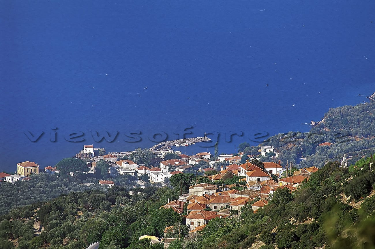 greece, architecture, molyvos, island, greek, village, mythimna, lesvos, castle, molivos, mytilene, medieval, fortification, Μόλυβος, Λέσβος, Μύθημνα, Μυτιλήνη, Σκάλα Συκαμνιάς
