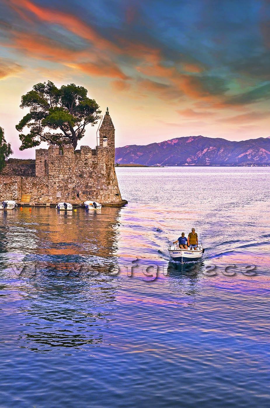 Nafpaktos town, architecture, bay, city, coast, culture, Greece, medieval harbor, historic, traditional village, Ελλάδα, Ναύπακτος, ταξίδια, Κορινθιακός κόλπος, κάστρο, ενετικό λιμάνι, παραλίες