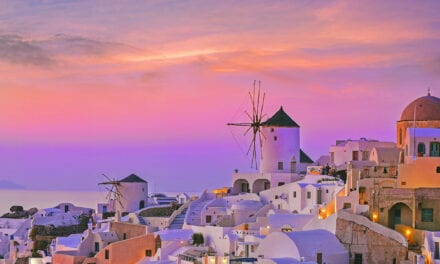 SANTORINI – It's one of a kind!