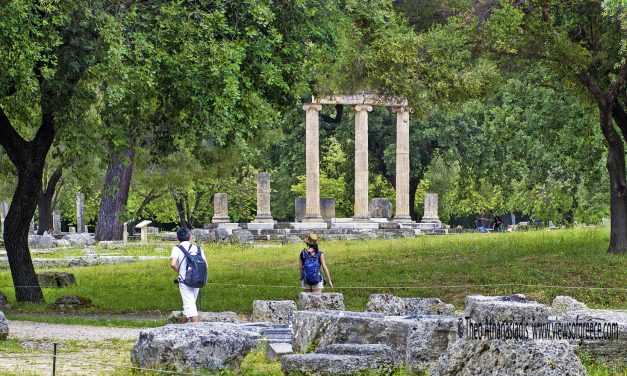 ANCIENT OLYMPIA – The birthplace of the Olympic Games