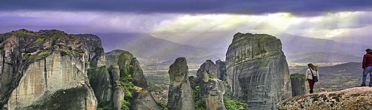METEORA –  A geological… inspiration!