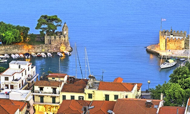 "Nafpaktos – A ""sentinel"" of the Corinthian Gulf"