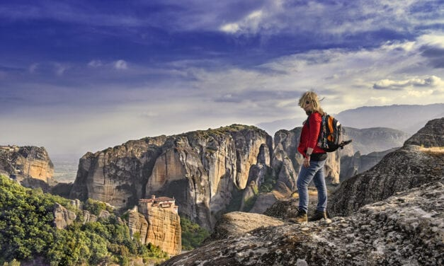 Meteora, rocky Τitans !…Μετέωρα, γεωλογικοί τιτάνες!