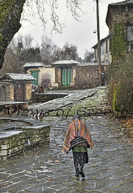Δίλοφο, Κουκούλι, Κεντρικό Ζαγόρι, πεζοπορία