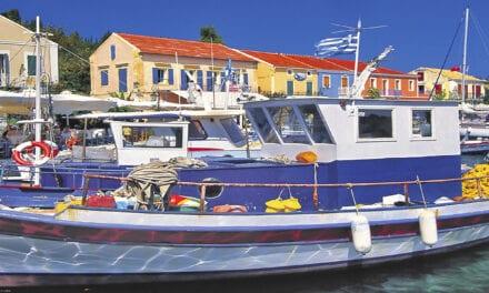 KEFALONIA ISLAND,   FISKARDO My own haven
