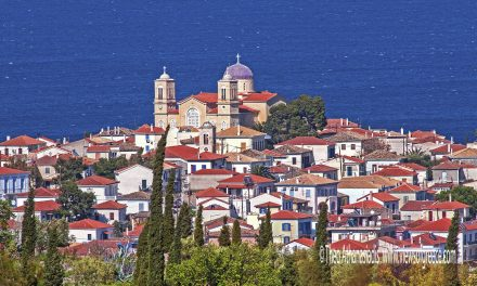 GALAXIDI, naval tradition blends with nobility