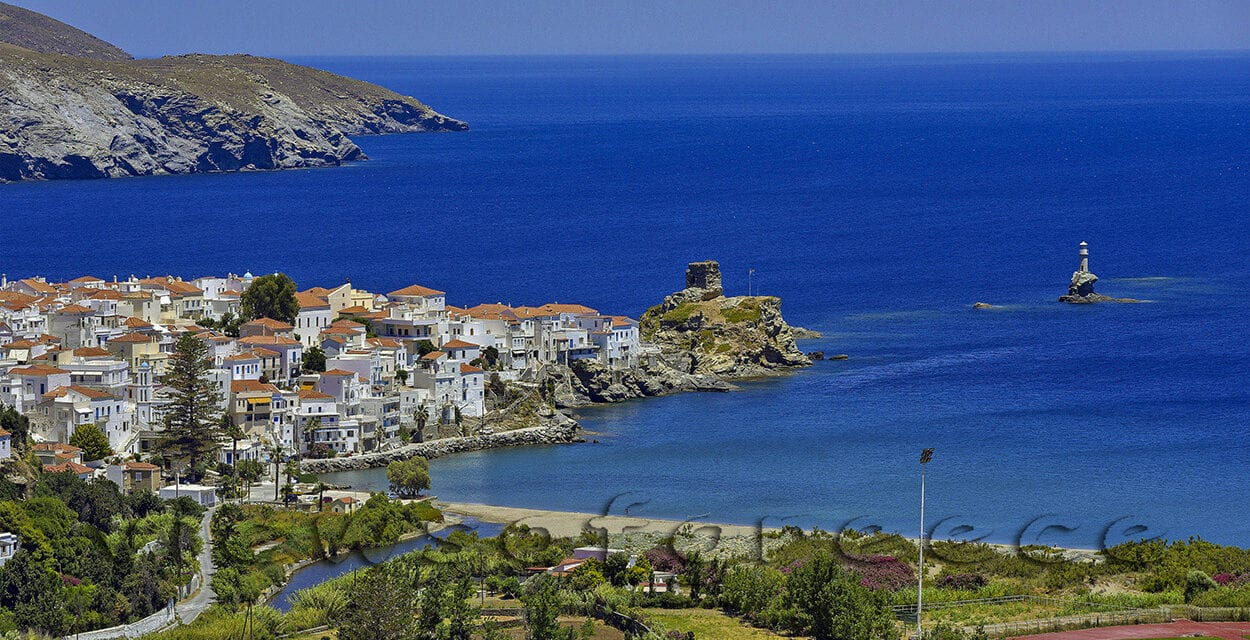 ANDROS, the skippers' island