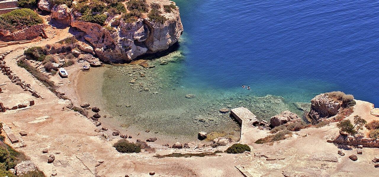 Loutraki and lake Heraion