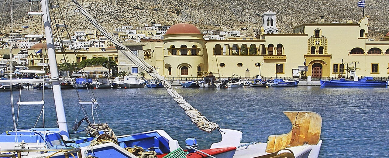 Kalymnos island,  climbing or scuba-diving?