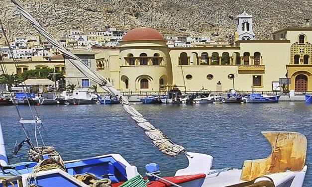 Kalymnos island, climbing or scuba-diving?