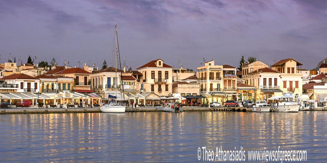 AEGINA  in the charming Saronic gulf