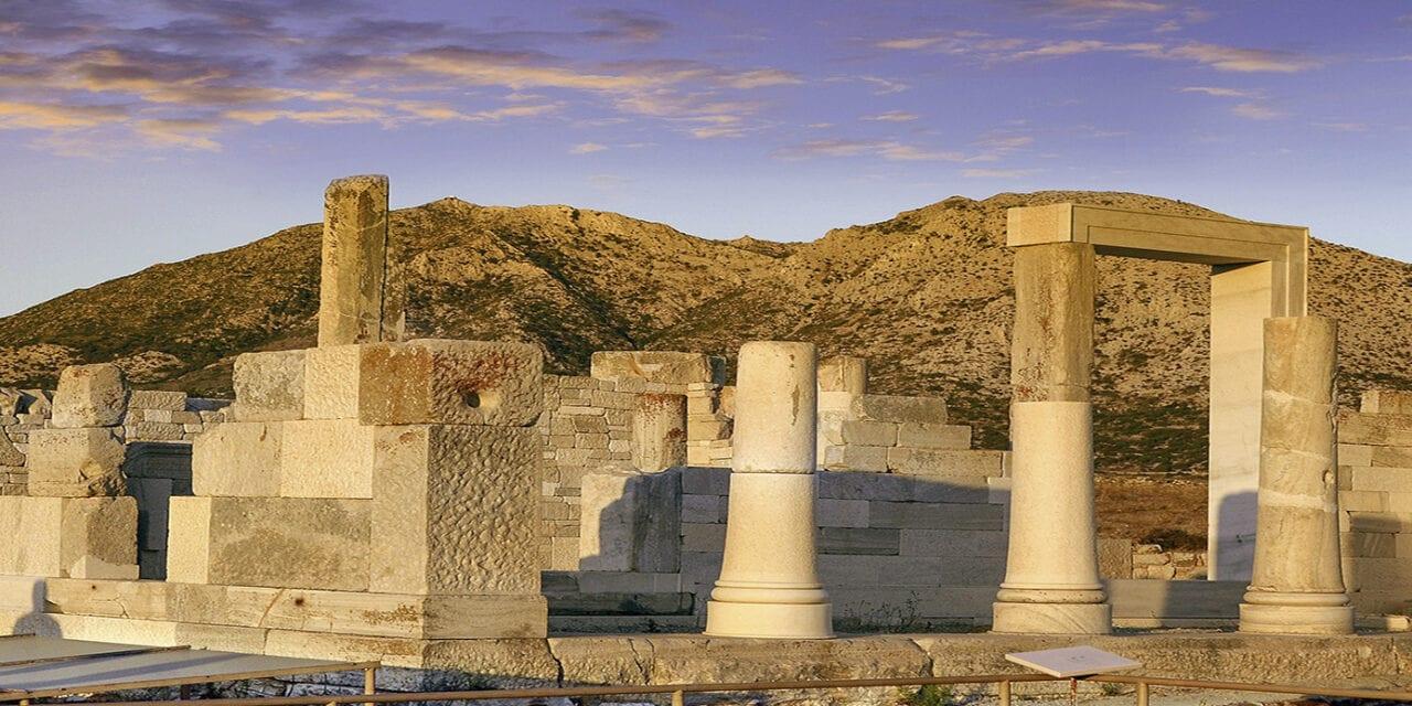 NAXOS, Ariadne's island
