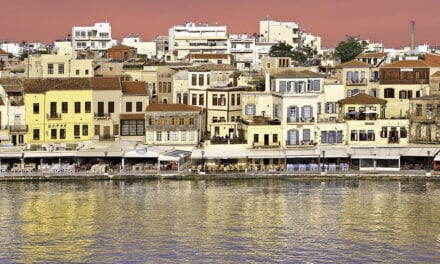 THE ISLAND OF CRETE:  Chania, the old town- Back to the Middle Ages…