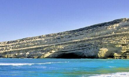 Μάταλα, Λιβυκό πέλαγος