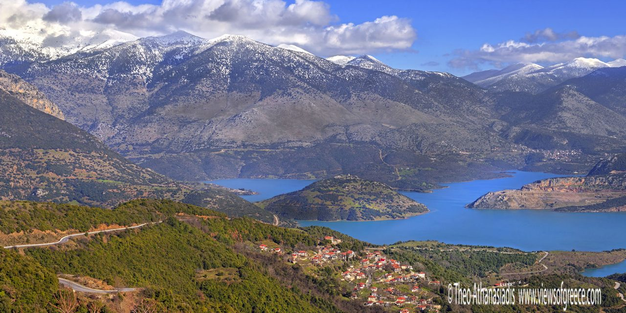 Τα μυστικά της ορεινής Φωκίδας, περιήγηση στο Λιδωρίκι και στη λίμνη του Μόρνου