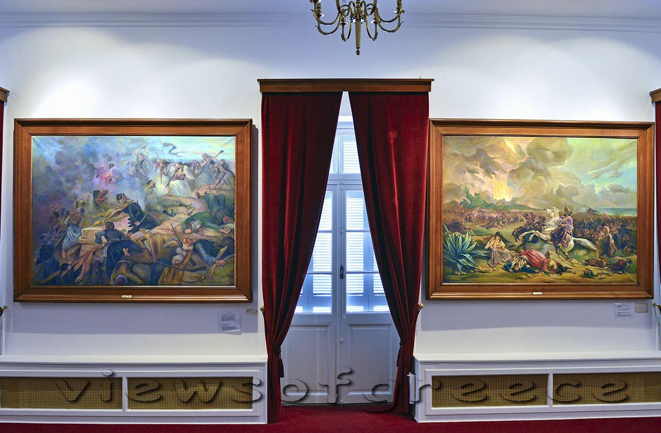 Μεσολόγγι, λιμνοθάλασσα, παρατήρηση πουλιών, επανάσταση 1821, αρχαιολογικοί χώροι, πελάδες