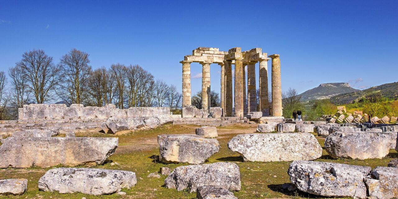 Μονοήμερη εκδρομή, Νεμέα, Μυκήνες, Κόρινθος,  τρειςσπουδαίοι αρχαιολογικοί χώροι