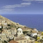 """MONEMVASIA, the """"single access"""" to the past"""