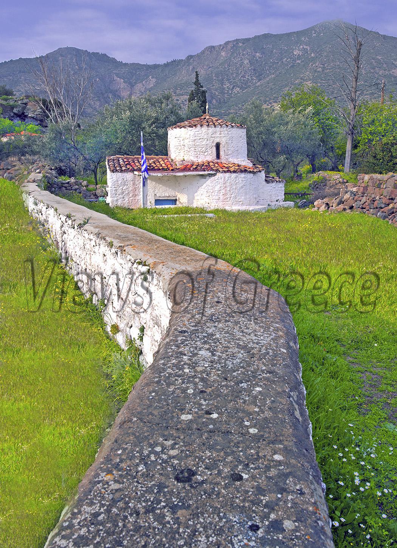 Methana, Peloponnese, springs volcano, Ιαματικά λουτρά, Μέθανα, ηφαίστειο