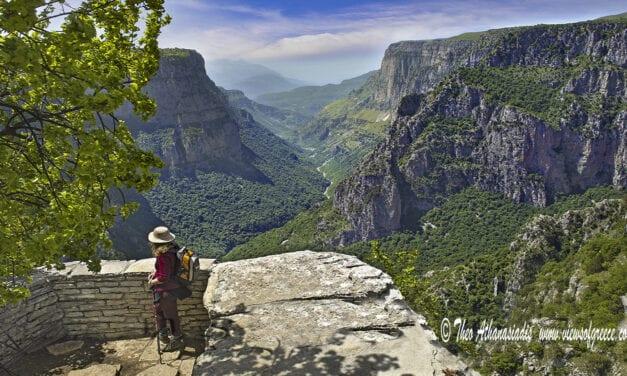 ΚΕΝΤΡΙΚΟ ΖΑΓΟΡΙ, τρεις εύκολες πεζοπορικές διαδρομές για όλους