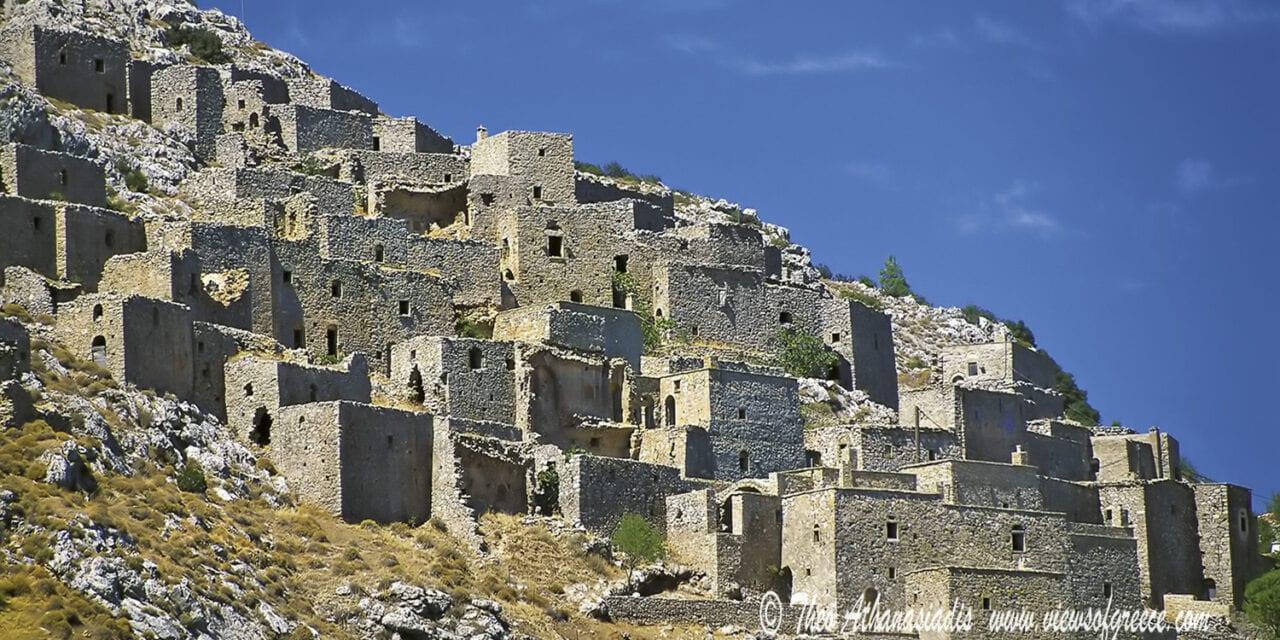 Μεσαιωνικά χωριά, τα φαντάσματα της ιστορίας
