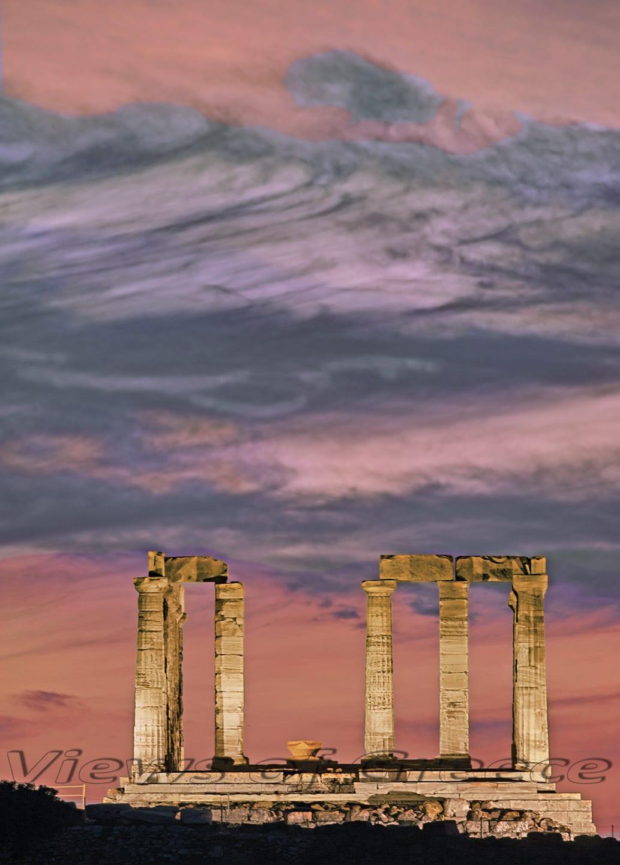 ATTIKA, SOYNIO, The Temple of Poseidon, sunset, Boeotia, ILIKI, PSATHA, BEACH NEAR ATHENS, Σούνιο, Αττική, ηλιοβασίλεμα, ναός Ποσειδώνα, Ψάθα, Βαθυχώρια, όρος Πατέρας, Υλίκη, εκδρομές κοντά στην Αθήνα