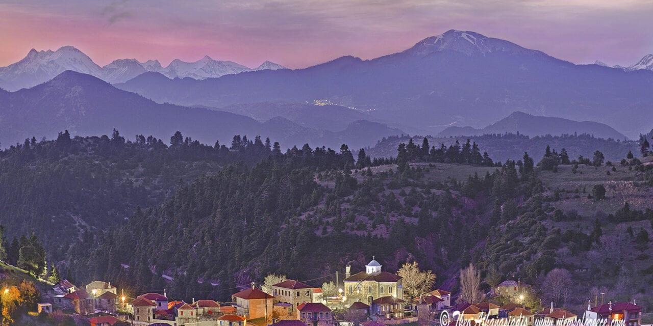 Έξι βουνίσιες φωλιές για ένα ιδανικό χειμερινό Week end