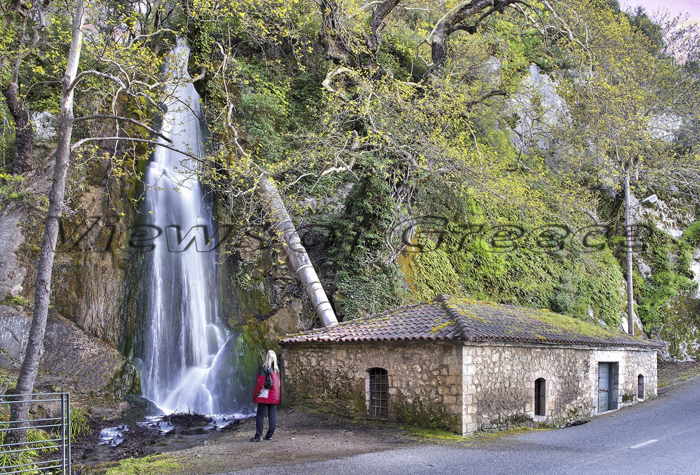 National Park Oiti, mountain, waterfalls, trekking, hiking, Εθνικός Δρυμός Οίτης, λιμνούλες Λιβαδιές, καταρράκτες, Αρσαλή, Υπάτη, Παύλιανη, Αγιοσπηλιές, μονή Αγάθωνος, χλωρίδα, Λουτρά Υπάτης, κάστρο Υπάτης,