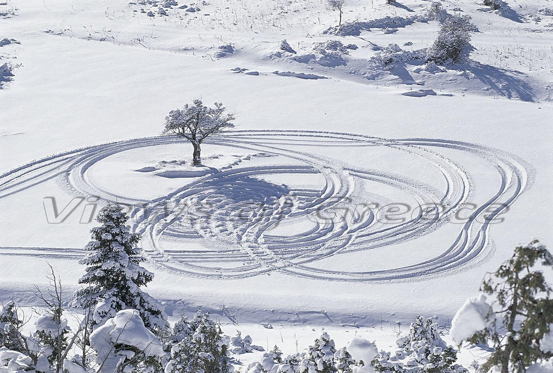 Αρκαδία, Μαίναλο, Λεβίδι, χωριά, χιόνι, χιονοδρομικό κέντρο