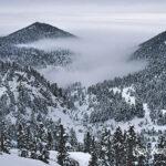 Ο Παρνασσός του χιονιού, Αμφίκλεια, Πολύδροσο