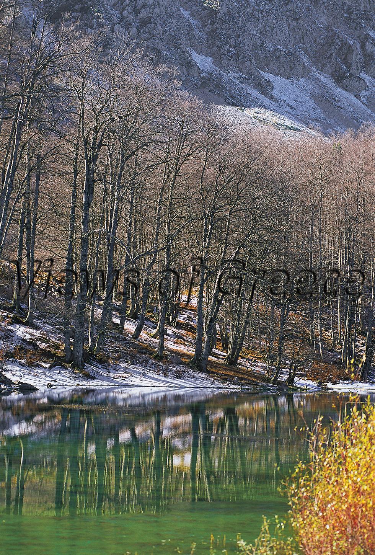 Ήπειρος, Σμόλικας, Γράμμος, χωριά, ποτάμι, λίμνες
