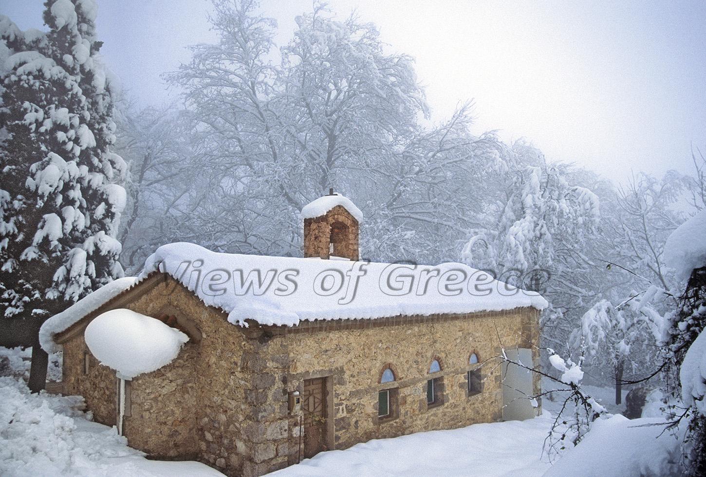 Παρνασσός, Αμφίκλεια, Πήγες Κηφισού, Πολύδροσο, χιονοδρομικό κέντρο
