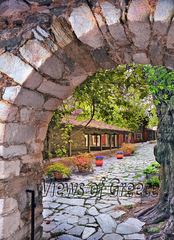 Ανατολικό Πήλιο, Τσαγκαράδα, Κισσός, Νταμούχαρη, χωριά, μονοπάτια, πλατείες, καταρράκτες