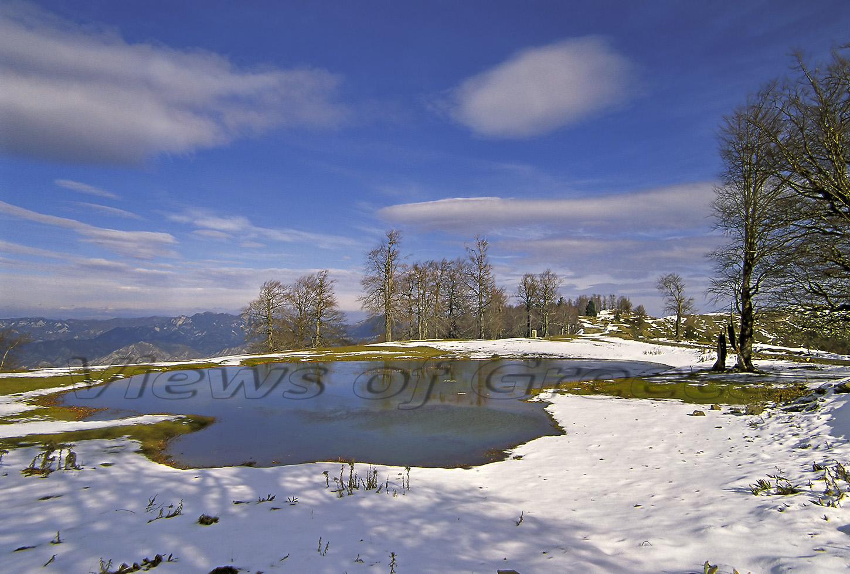 Σμόλικας, ορεινά χωριά, διαδρομές, ψηλότερο βουνό, Πίνδος