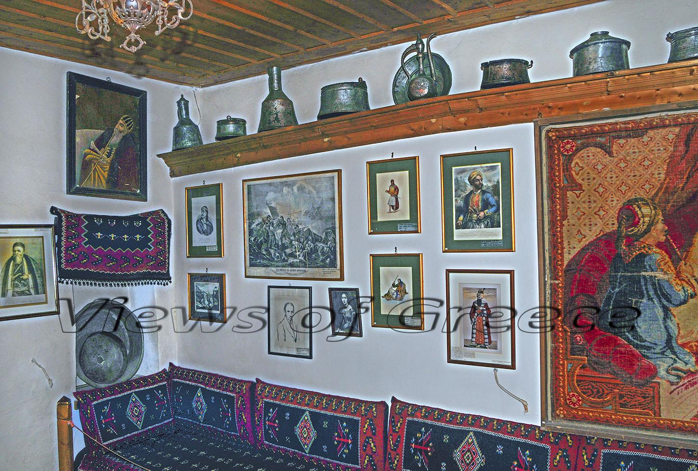 Νησί Παμβώτιδας, στο μουσείο Αλή Πασά