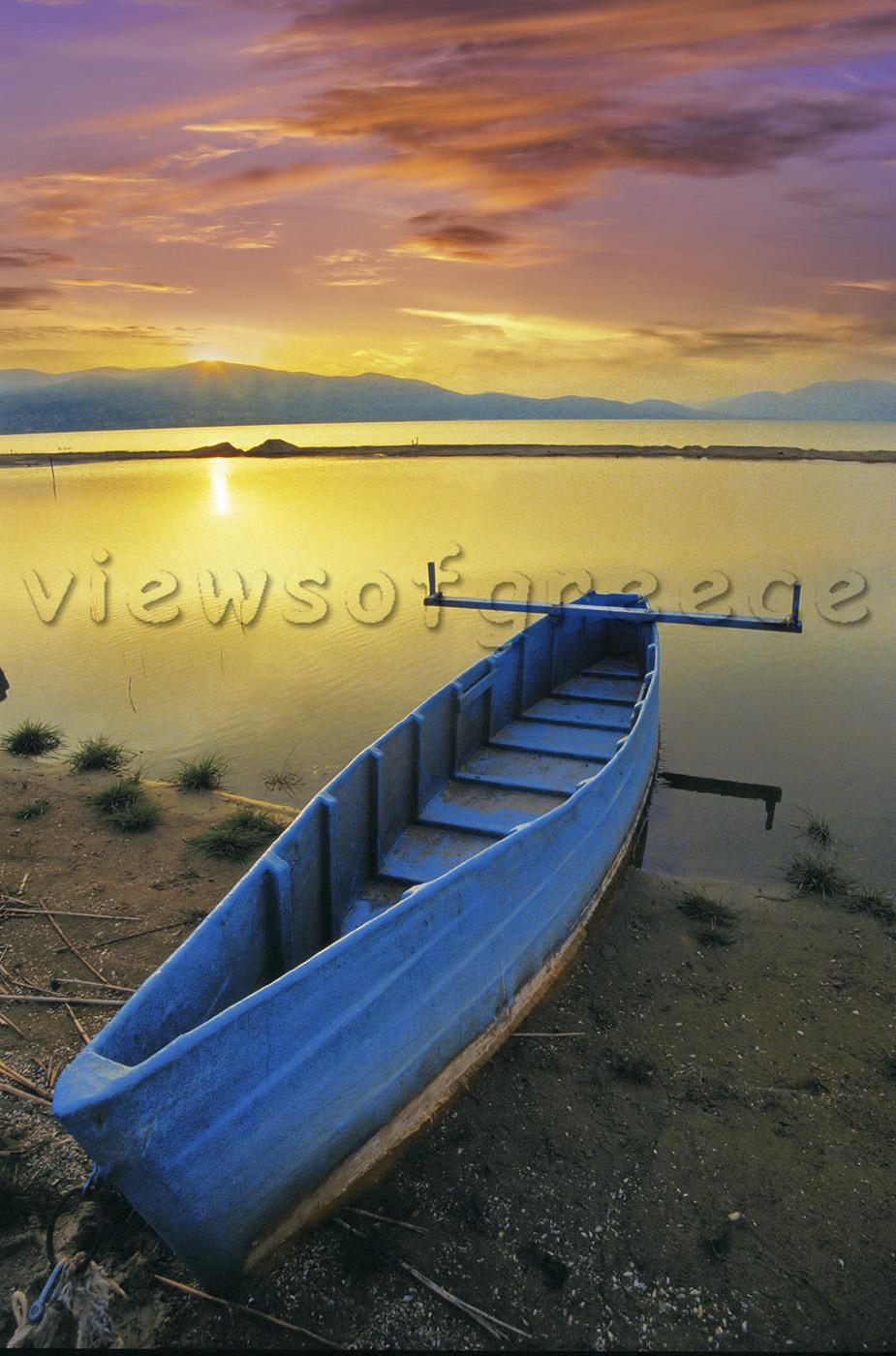 LAKE-DOIRANI-ΛΙΜΝΗ-ΔΟΙΡΑΝΗ-Μυθικό-ηλιοβασίλεμα.